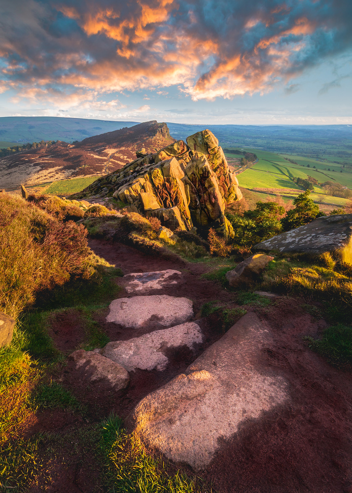 The Roaches by Stephen Norman
