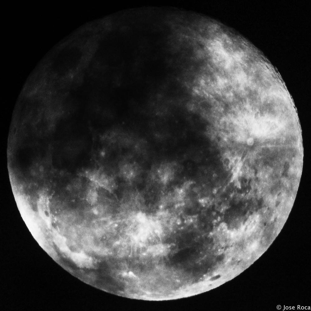 Moon! by Jose Roca