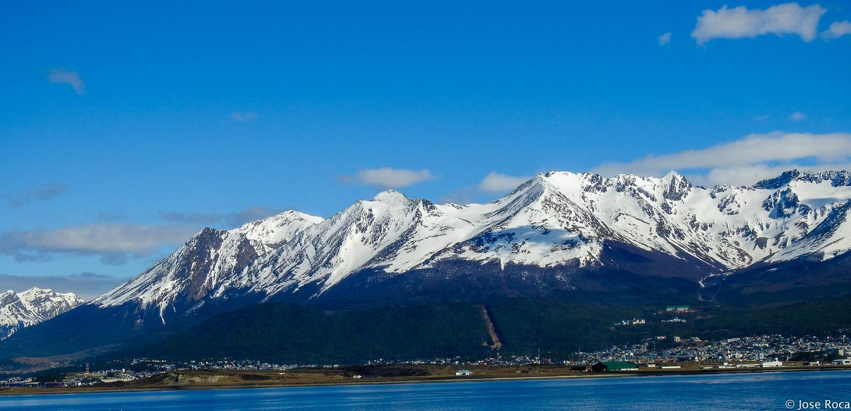 Snowy Mountain by Jose Roca