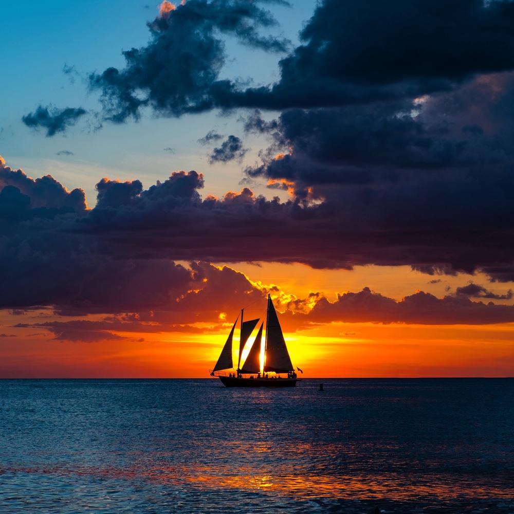 Sunset by Matthew Edoimioya