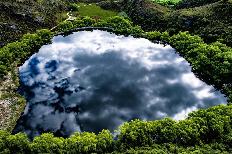 Cloud Watching by Matthew Edoimioya