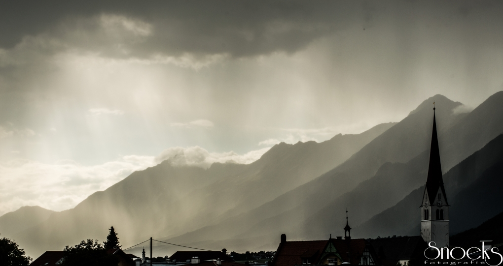 Doom and gloom in August by Matthieu Snoeks