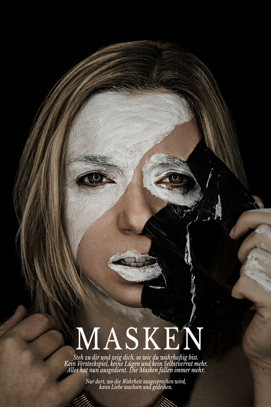 MASKS by Dani von Berg