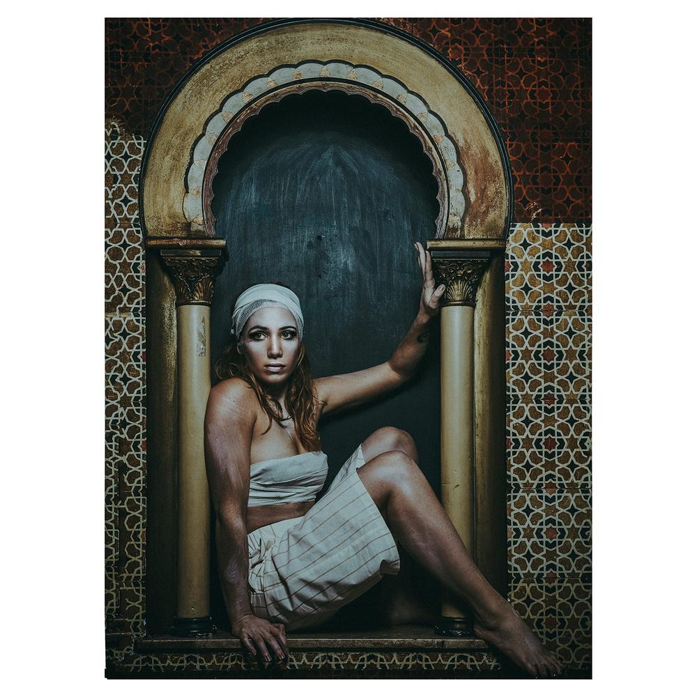 Dancer in the dark by Dani von Berg