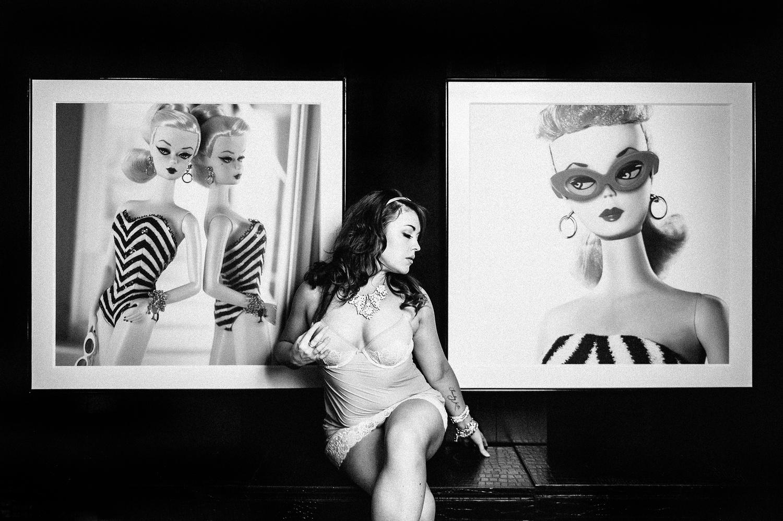 Barbie Suite by Victoria de Martigny