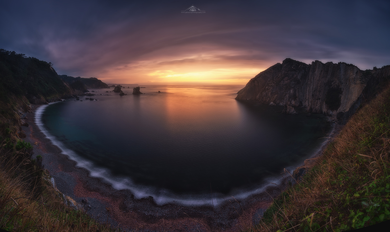 Silent Beach by jabi sanz