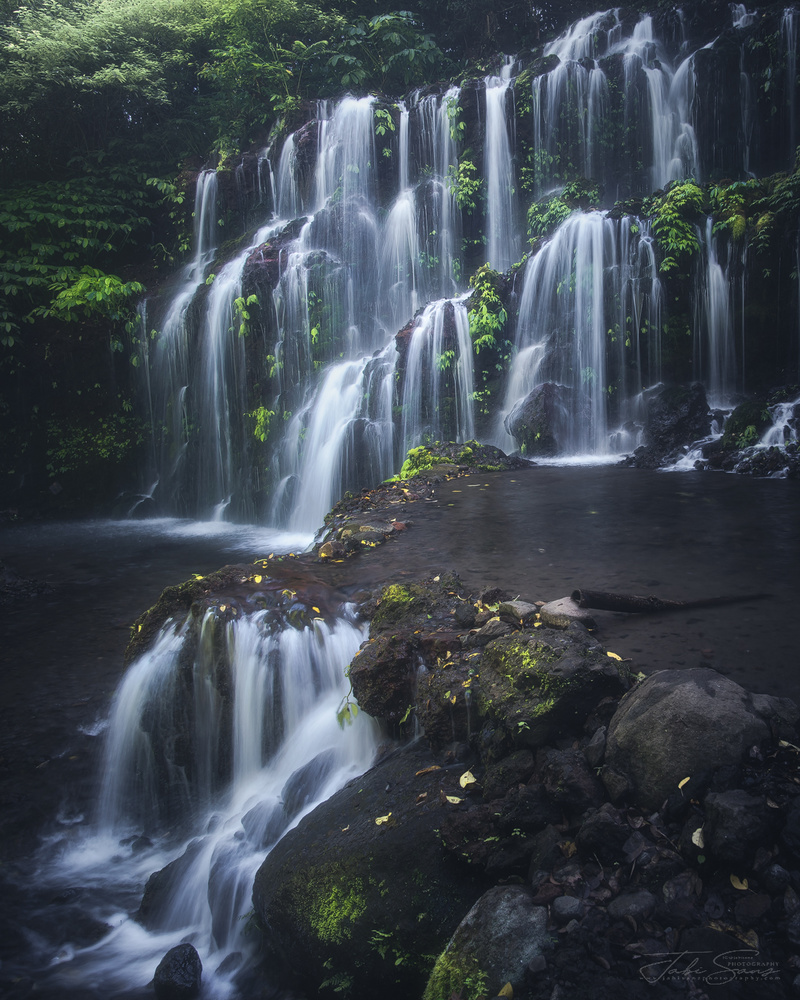 The Hidden Paradise by jabi sanz
