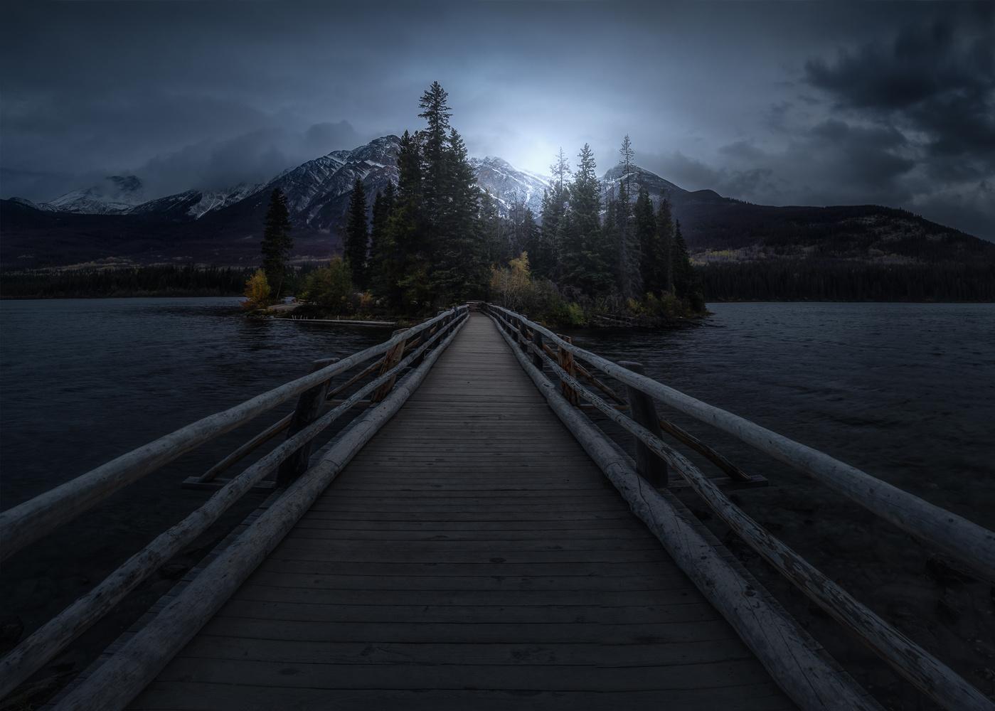 Winter Light by jabi sanz