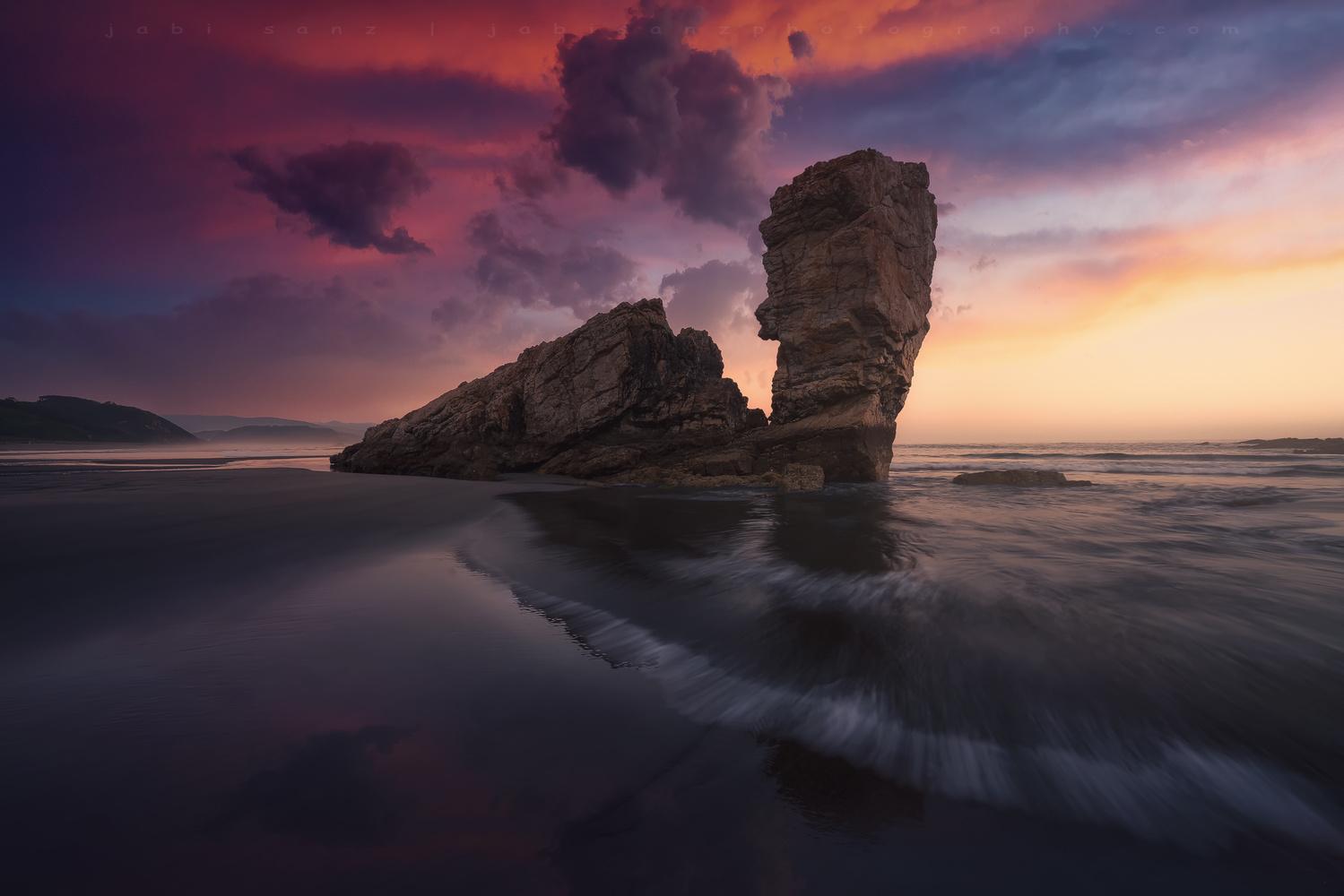 The Rock by jabi sanz