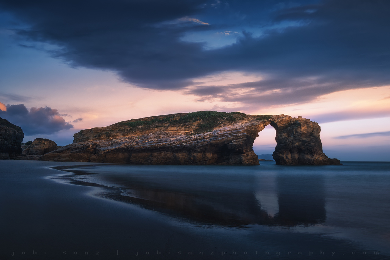 Las Catedrales by jabi sanz