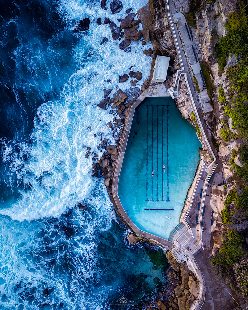 Bronte Baths by jabi sanz