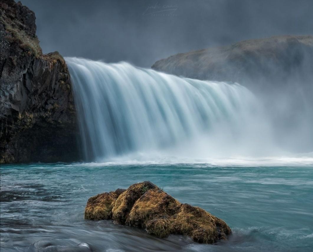 Goðafoss by jabi sanz