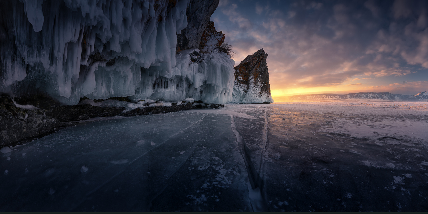 Baikal Ice by jabi sanz