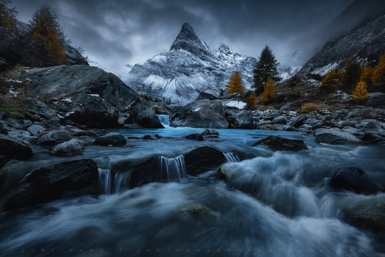 Glacial Origins by jabi sanz