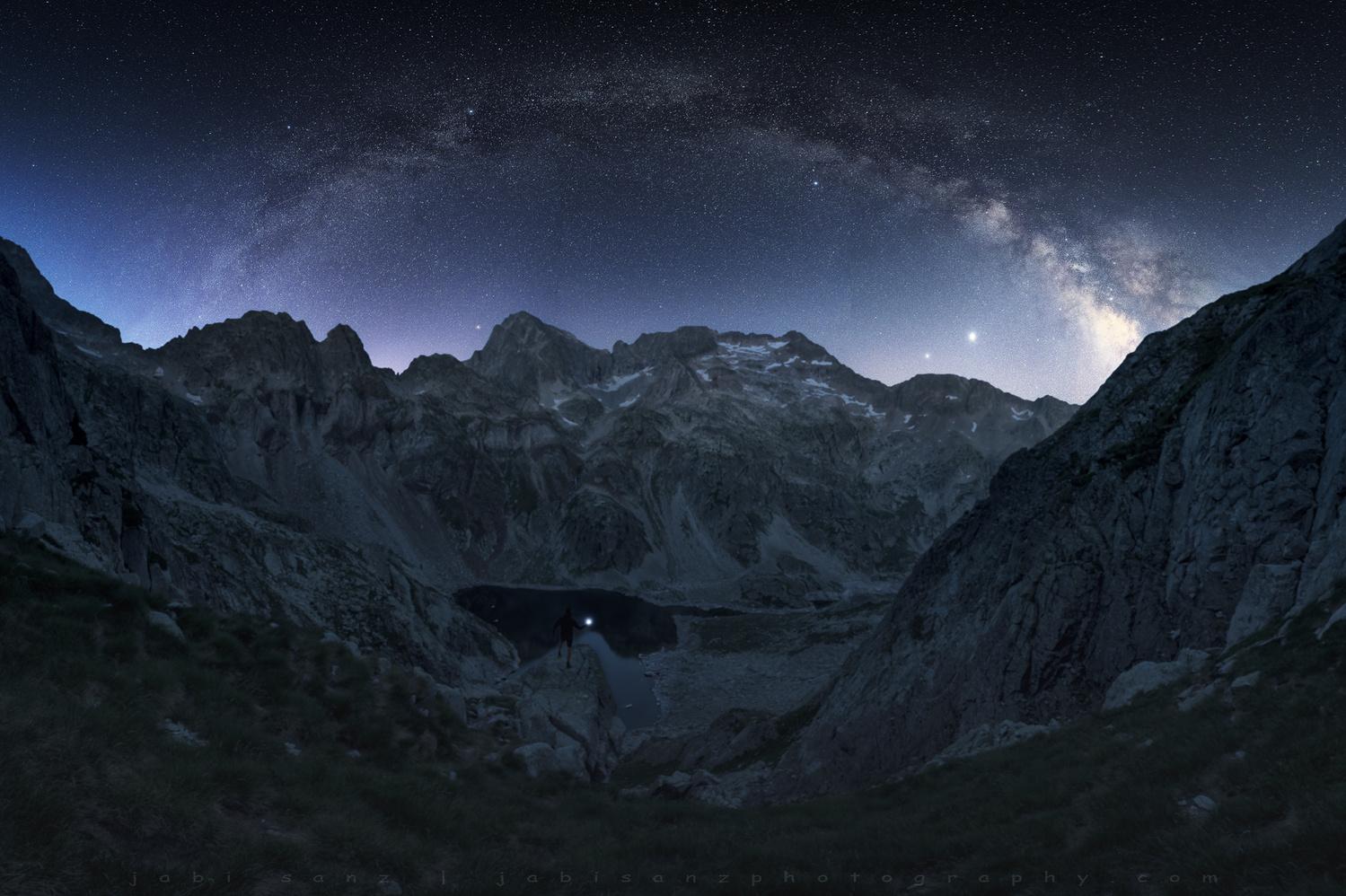 Pyrenees by jabi sanz