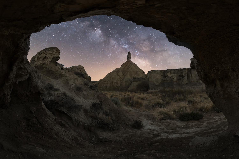 The Hidden Cave by jabi sanz