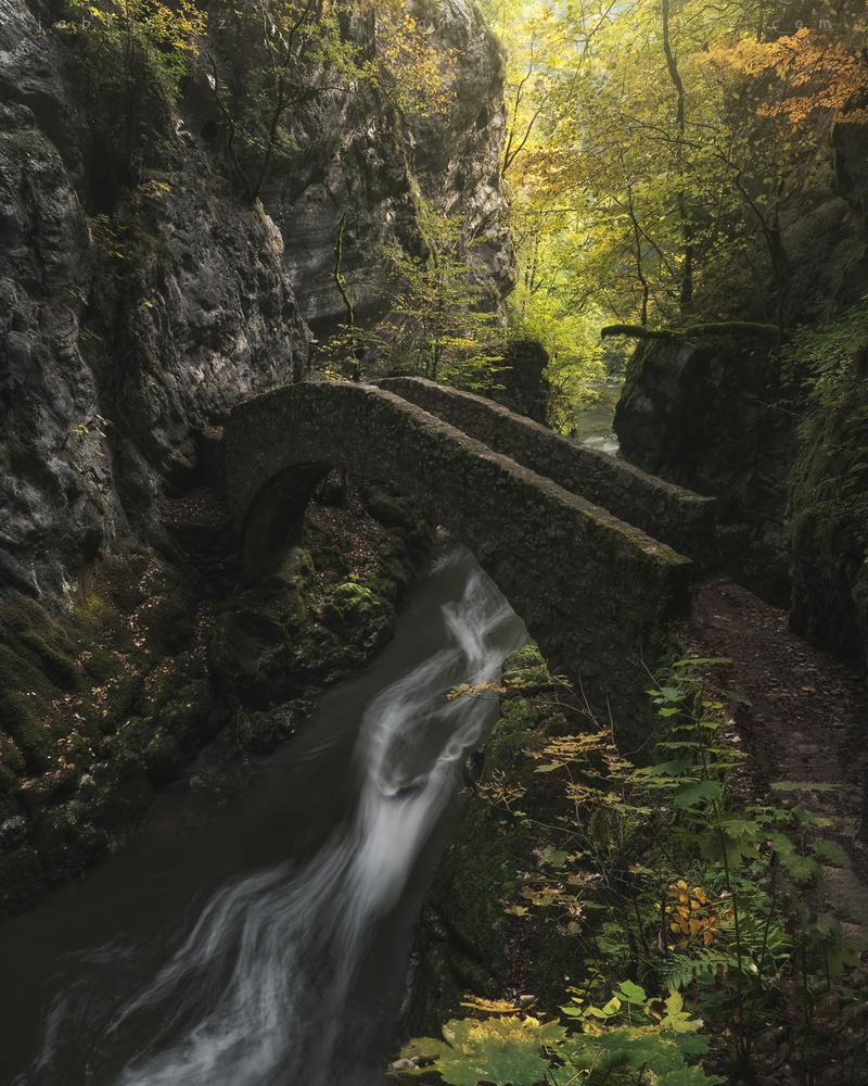 Glances to the pass by jabi sanz