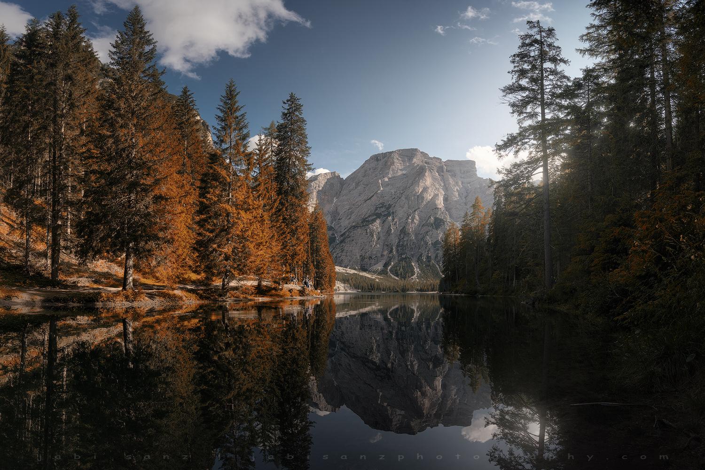 Lago di Braies by jabi sanz