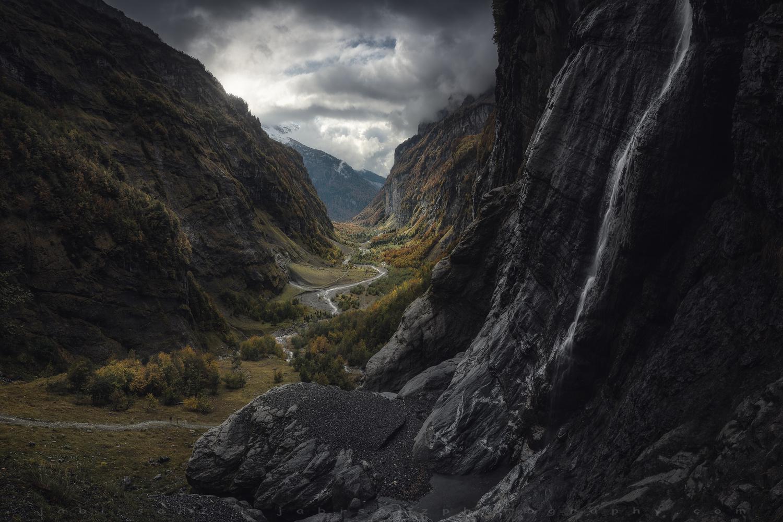 The valley of Imladris by jabi sanz