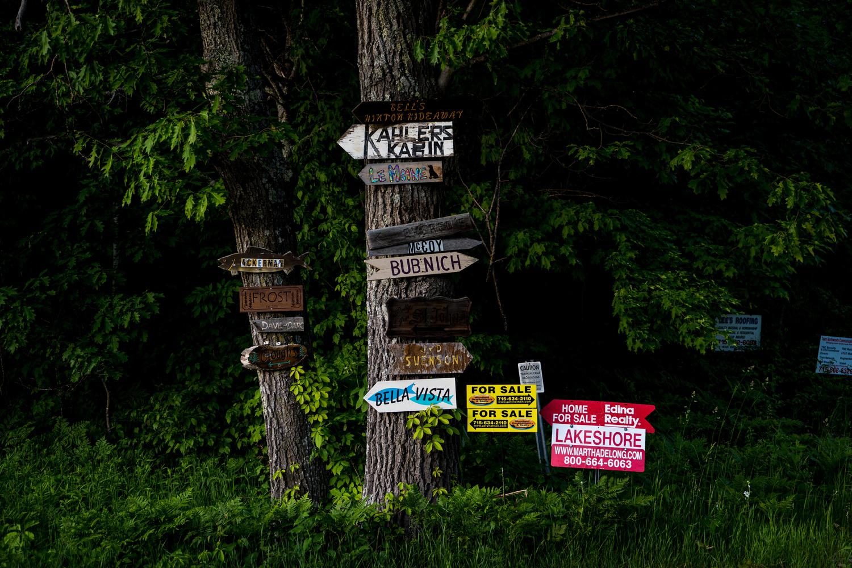 Signs by Michael Zurawski