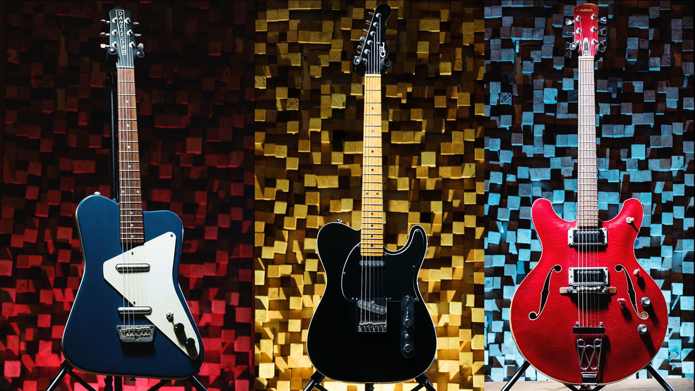 Guitars by Rodrigo Valdez