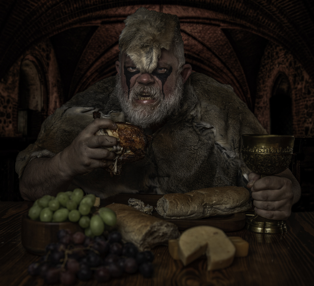 The Feast by Kimberly Manning