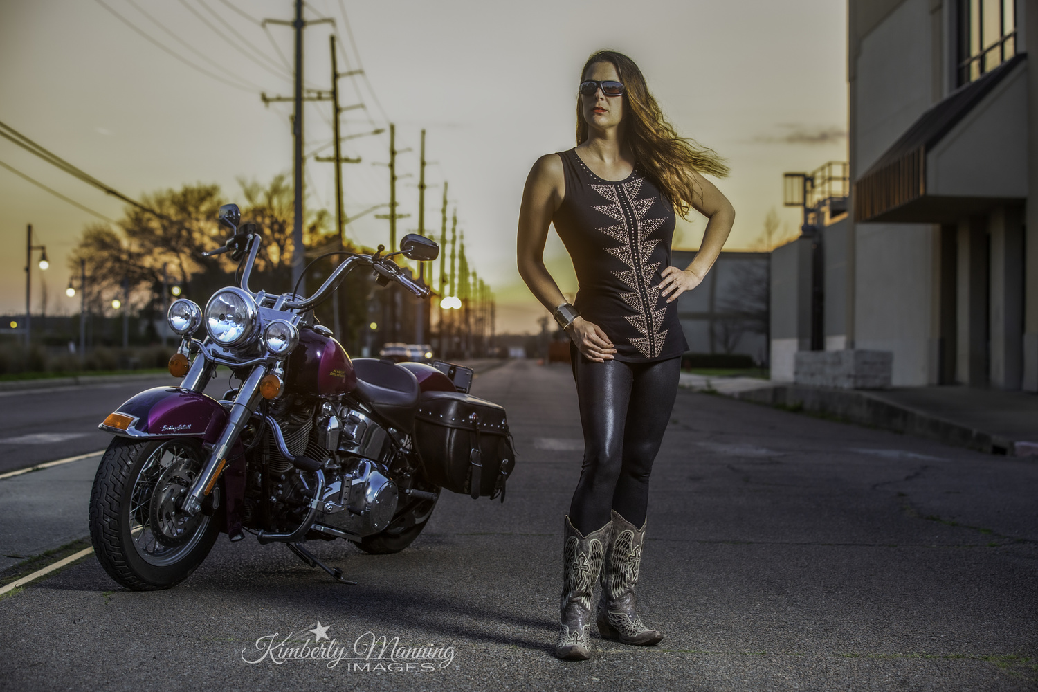Cassie's Ride by Kimberly Manning