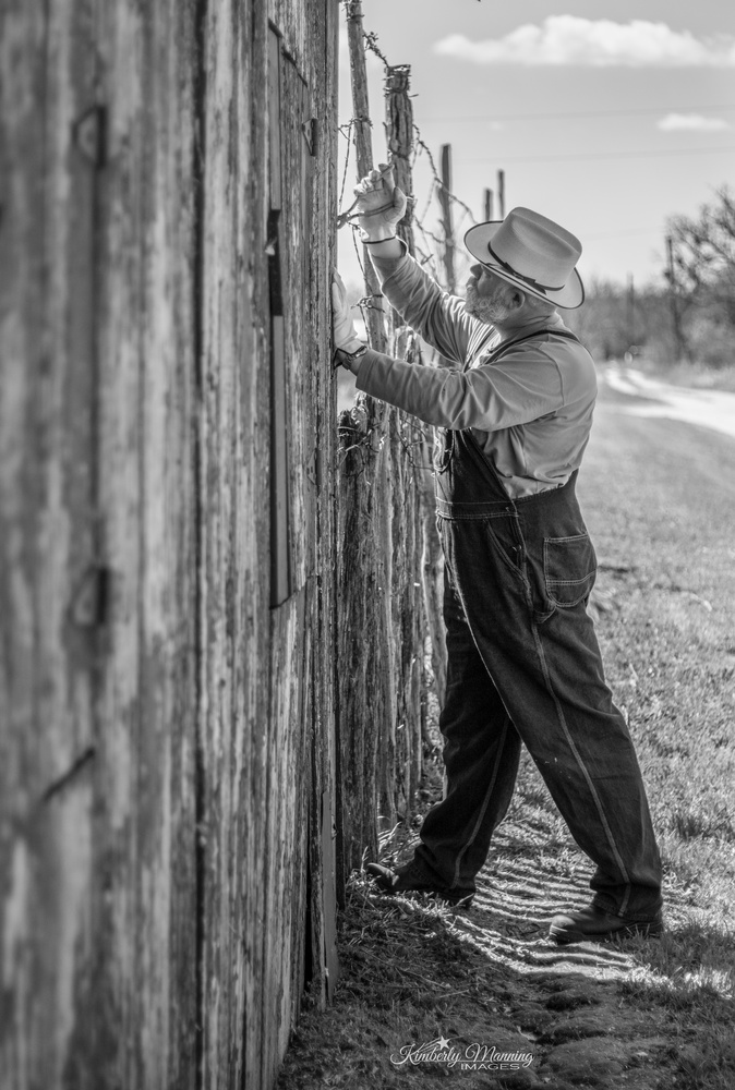 Workin' Man's Blues by Kimberly Manning