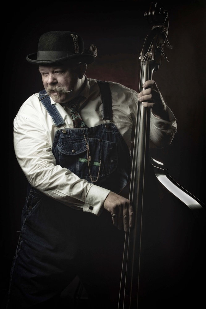 That Slapping Bass-Man by Kimberly Manning
