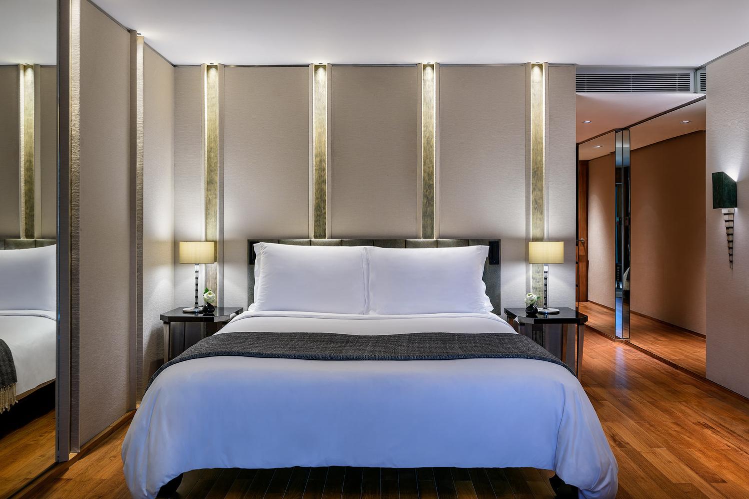 The Sukhothai Bangkok Deluxe Suite Room Shot B by Adisorn Ruangsiridecha