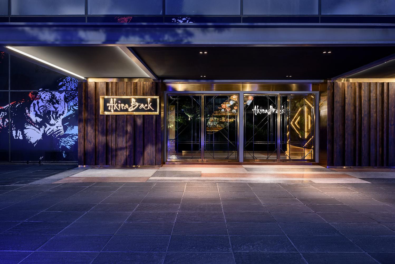 Akira Back Restaurant designed by greymatters Exterior Shot by Adisorn Ruangsiridecha