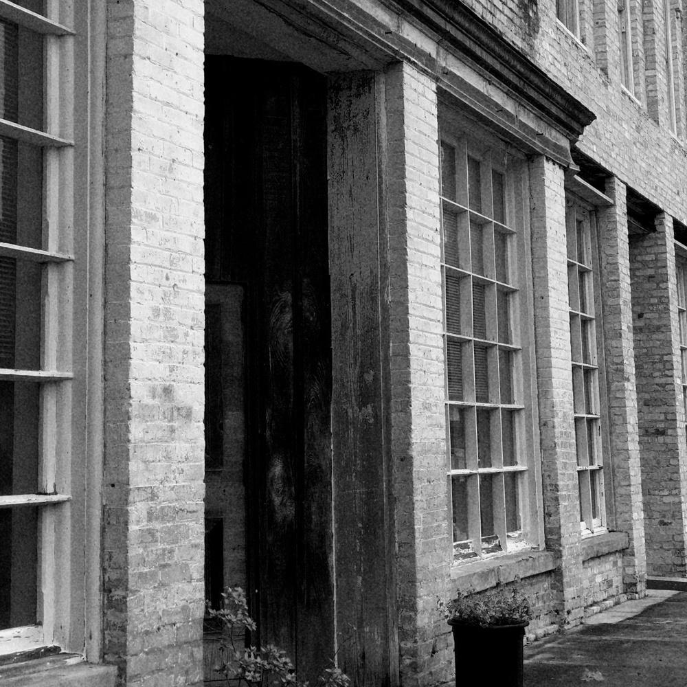 Through the Door by Robert Guti