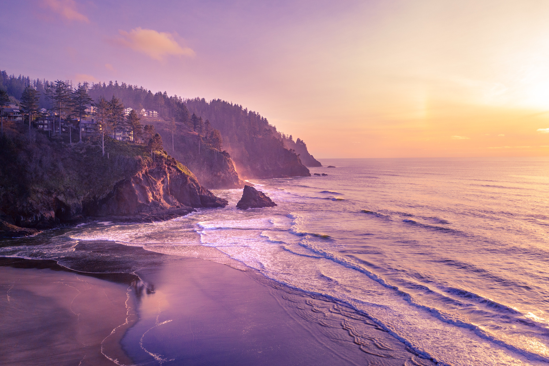Oregon Coast by Martin Wood