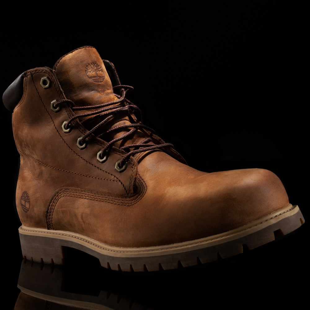 Timberland Boots - Product Shot by Mark Rowe