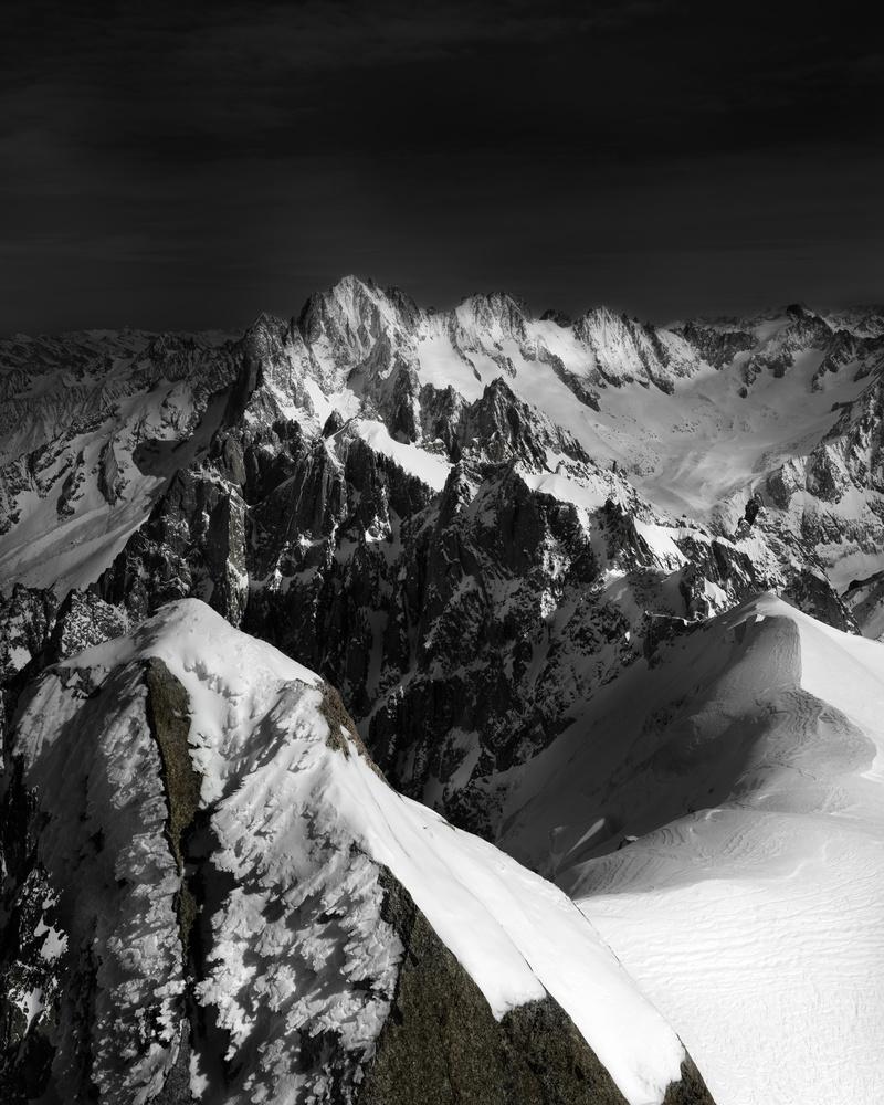 'Dark heights' by Mark Rowe
