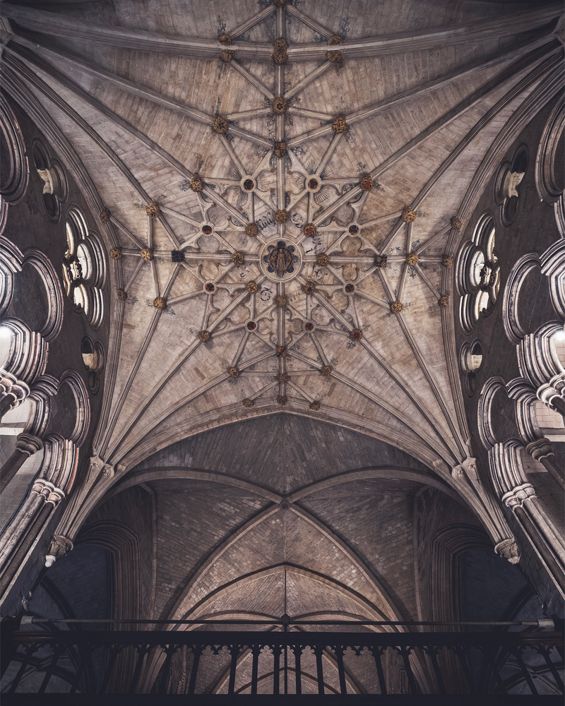 Winchester cathedral (4 of 4) by Mark Rowe