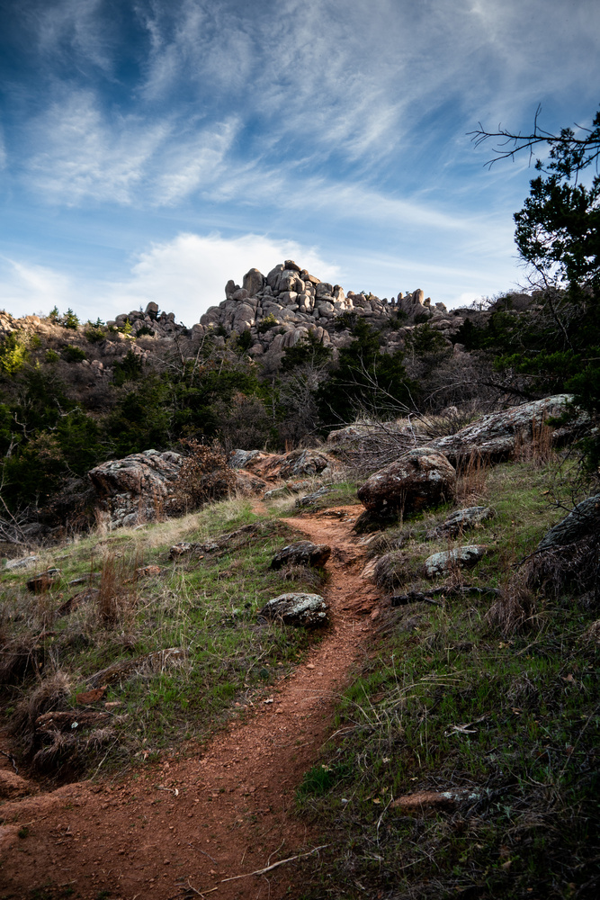 The Path to Golgotha by Nathan Weisser