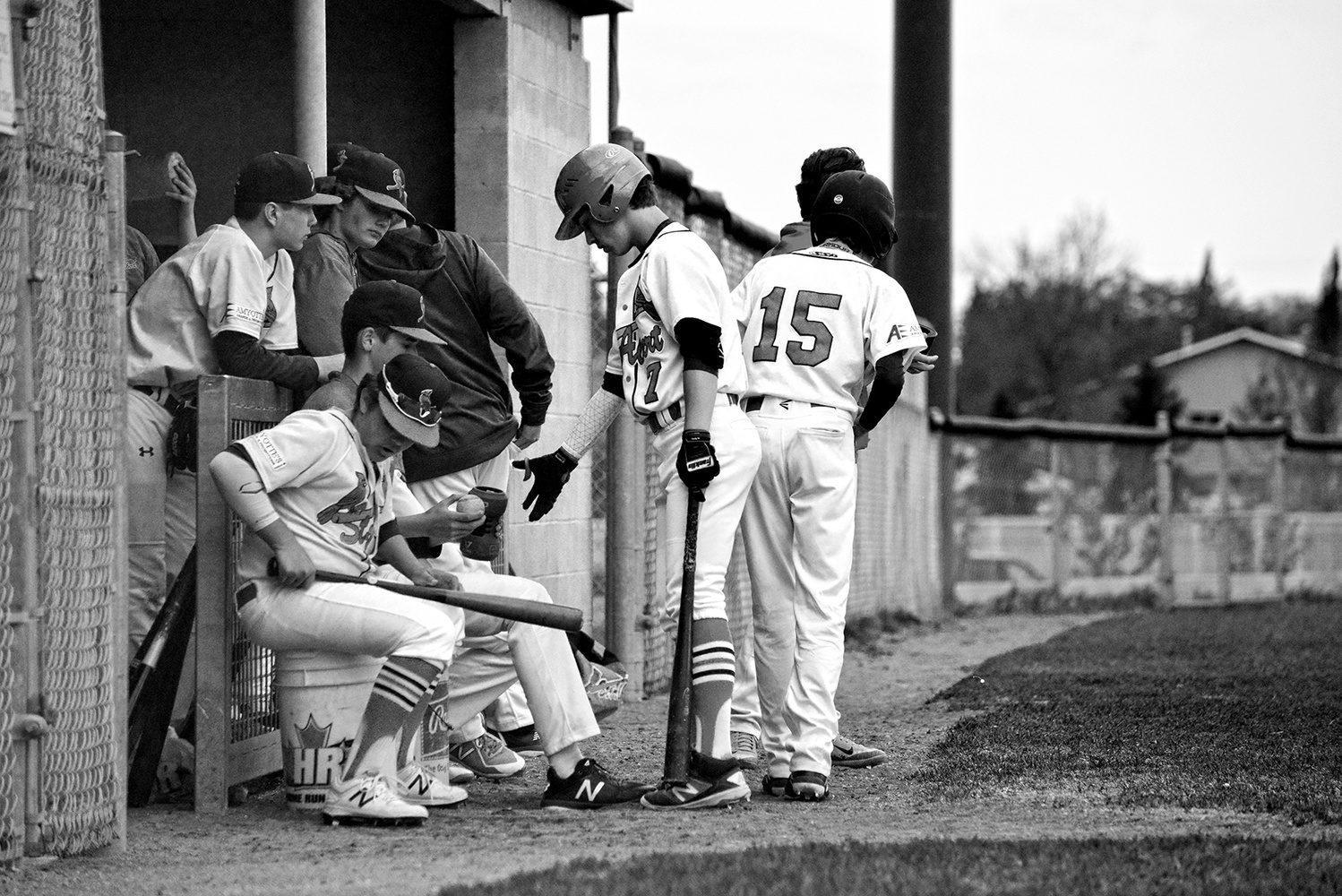Game Time by Mike Ofstedahl