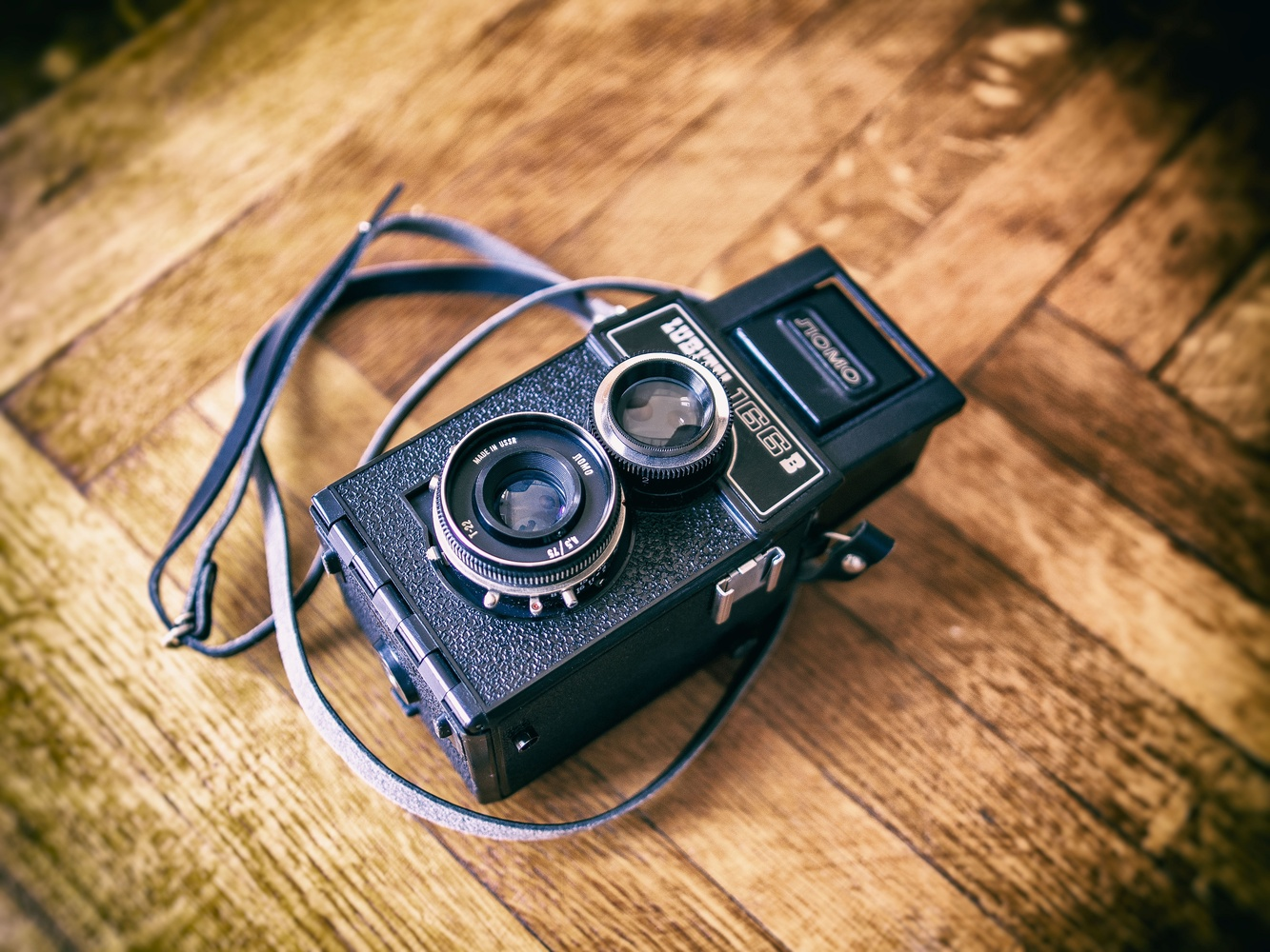 Lubitel by James AUDRY SPENCER