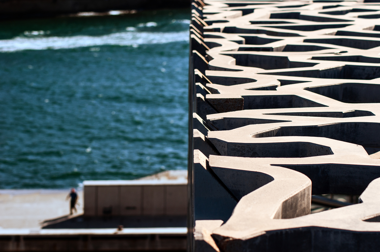 MUCEM en mer by James AUDRY SPENCER