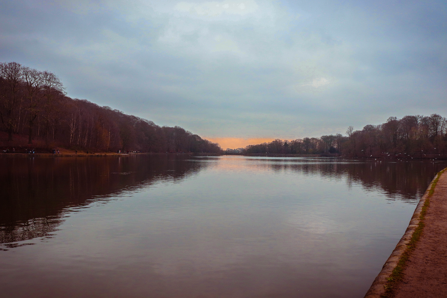 Roundhay Park, Leeds by Alice HB