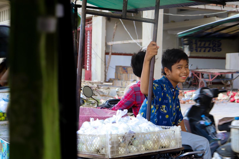 Tuktuk travel, Cambodia by Alice HB