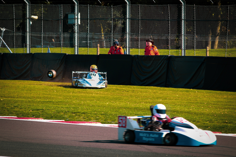 Kart crash by Alice HB