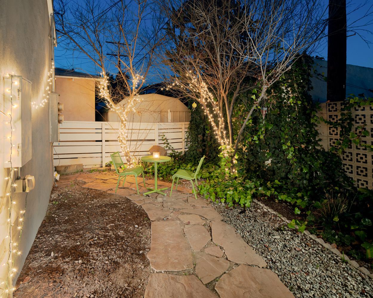 LA Cottage Exterior by Jarrett Steil