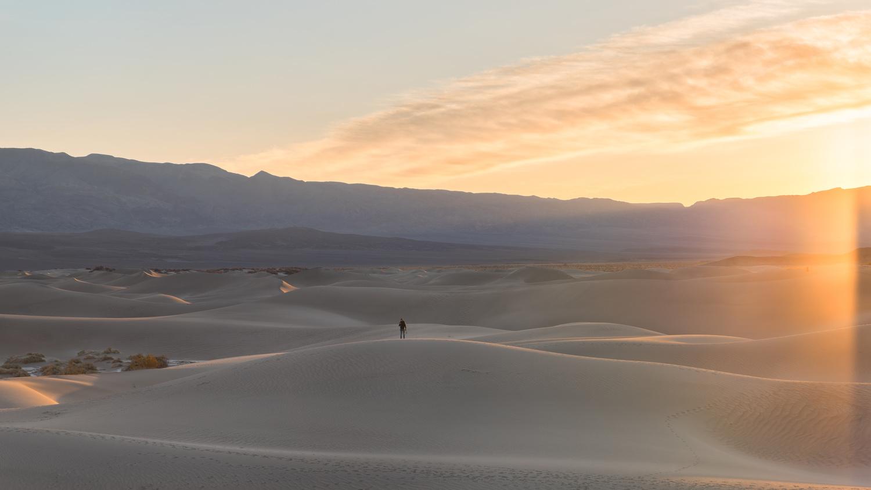 Desert Man by Jarrett Steil