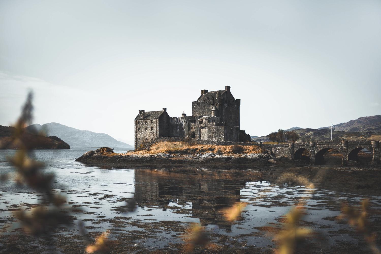Eilean Donan Castle by Liam Morley