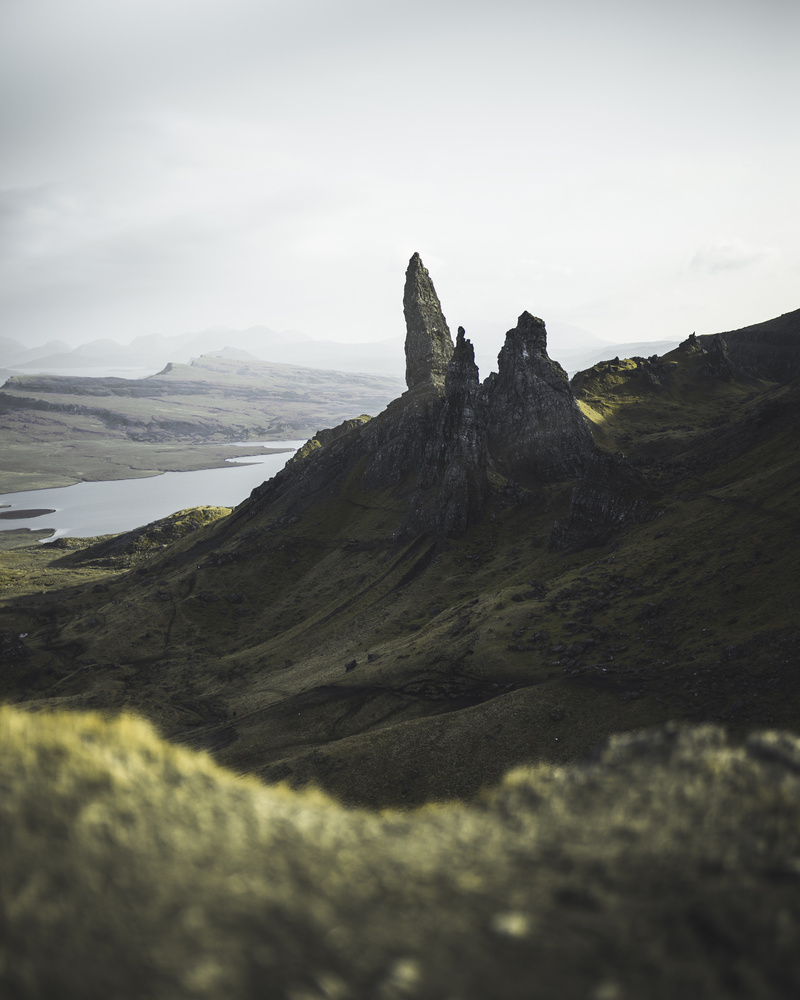 The Old Man of Storr by Liam Morley