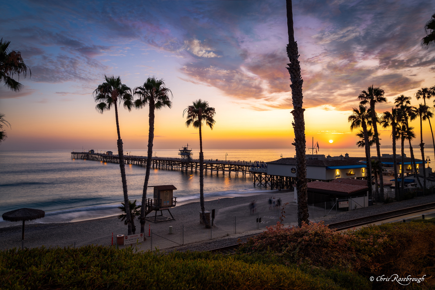 San Clemente Dreamin by Chris Rosebrough