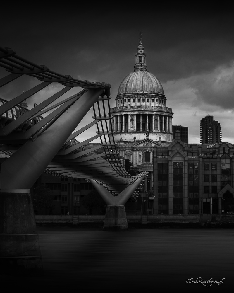 St. Paul's Fine Art Edit by Chris Rosebrough