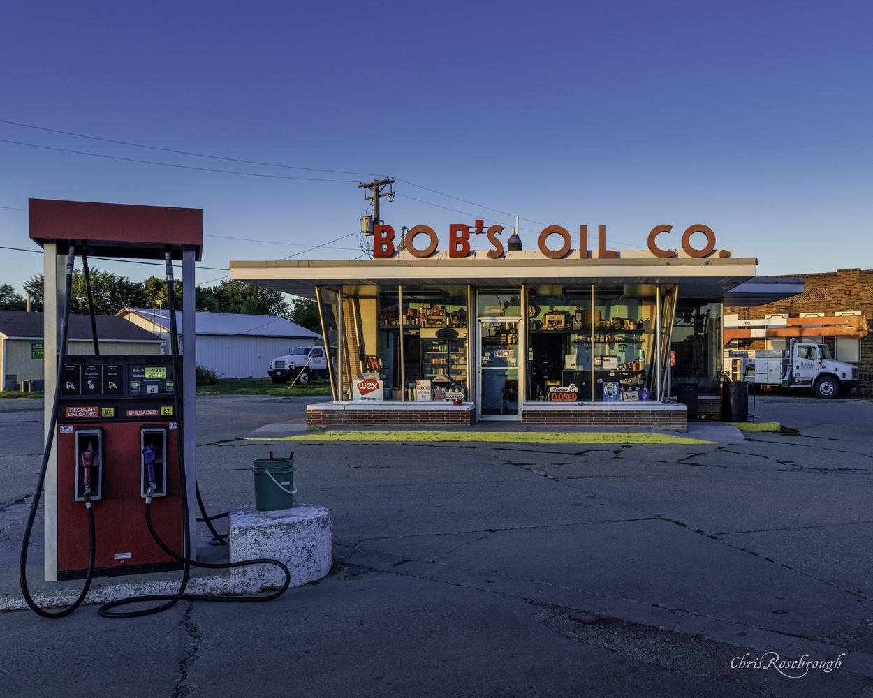 North Dakota Street Photography 2 by Chris Rosebrough